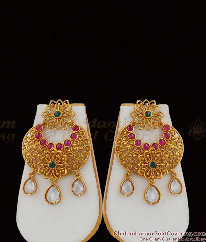 TNL1006 - Premium Quality Antique Matt Finish Bridal Choker Set Bridal Jewellery
