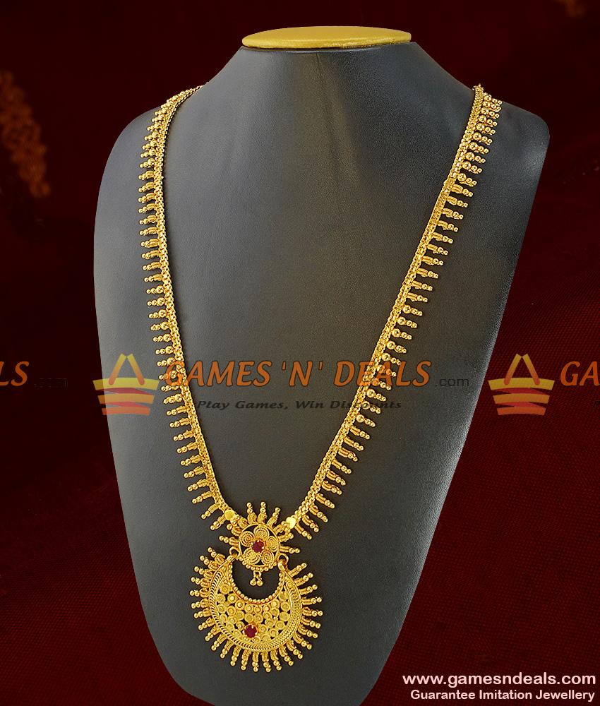 Arrg192 24ct Pure Gold Plated Jewellery Kerala Single