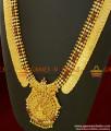 One Year Guarantee Grand AD stone Lakshmi Kasu Malai Imitation Jewelry ARRG296