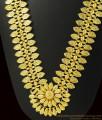 Grand Double Layer MullaiPoo Kerala Bridal Haaram ARRG383