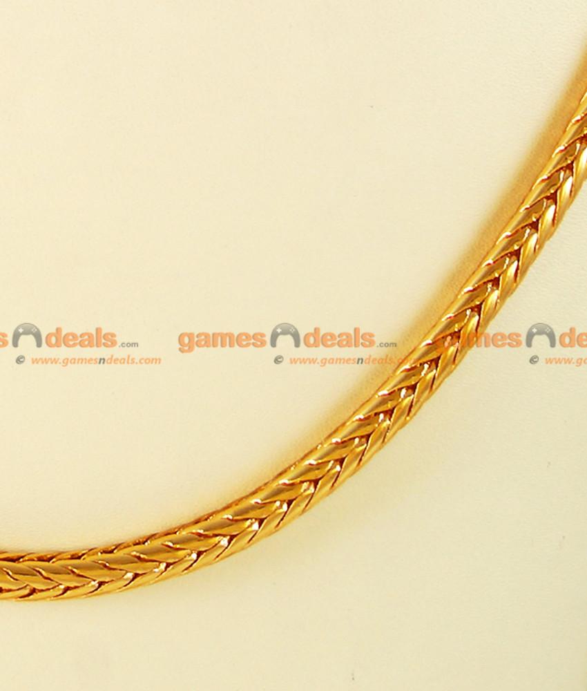 CDAS03 - South Indian Thirumangalyam Kodi (Thali Saradu) Knitted Design Chain