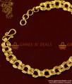 BRAC018 - Pure Gold Micro Plated Imitation Bracelet Best Selling Jewelry Online