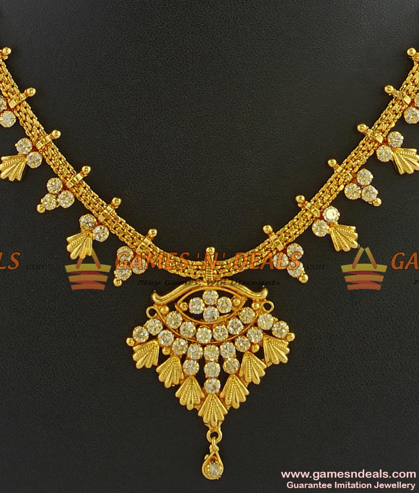 6c7c703b09a NCKN254 - Guarantee Imitation Necklace South Indian Jewelry Low price Online