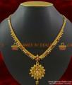 NCKN374 - Latest Semi Precious AD Stone Guarantee Imitation Bridal Necklace