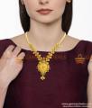 AD Stones Necklace Party Wear Imitation Jewellery Latest Design NCKN404