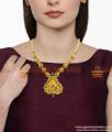 Ruby Emerald Necklace Party Wear Imitation Jewellery Latest Design NCKN405