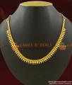 One Year Guarantee Light Weight Traditional Kerala Full Bead Necklace NCKN428