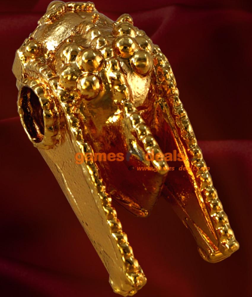 THAL04 Gold Plated Thirumangalyam Vishnu Thoppa Thali