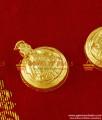 THAL14 Gold Plated Imitation Jewelry Thali Lakshmi Pottu Set Design For Traditional Thali